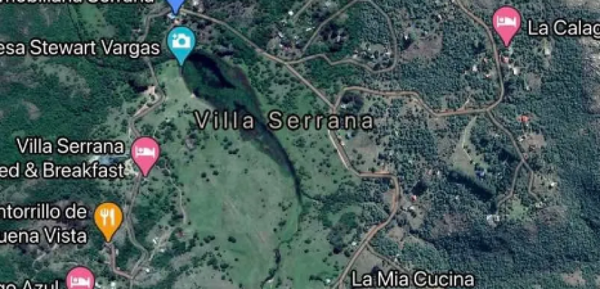 Terrenos en venta – Villa Serrana (Lavalleja)